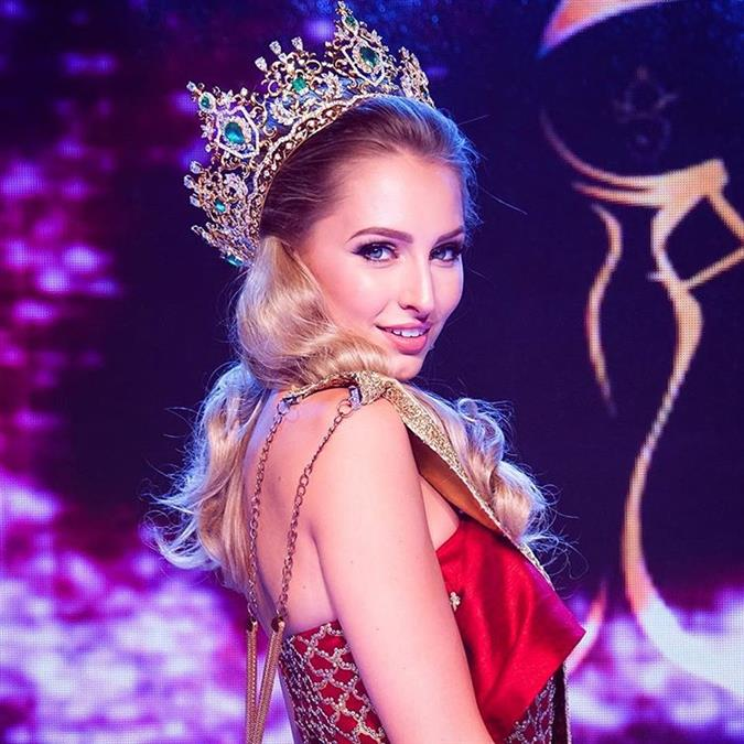 Claire Elizabeth Parker to make a comeback in pageantry at Miss Universe Australia 2019