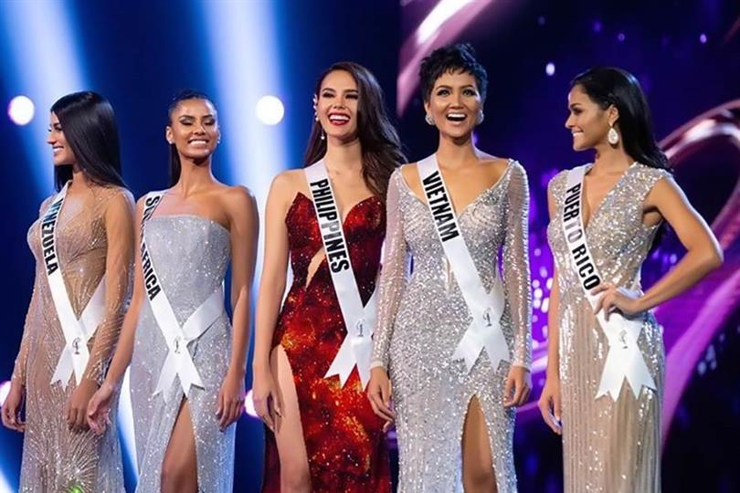 Miss Universe 2018 Top 5 Question and Answer Round