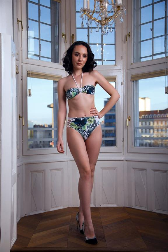 Iva-Mila Brigljevic Finalist Miss Universe Croatia 2020