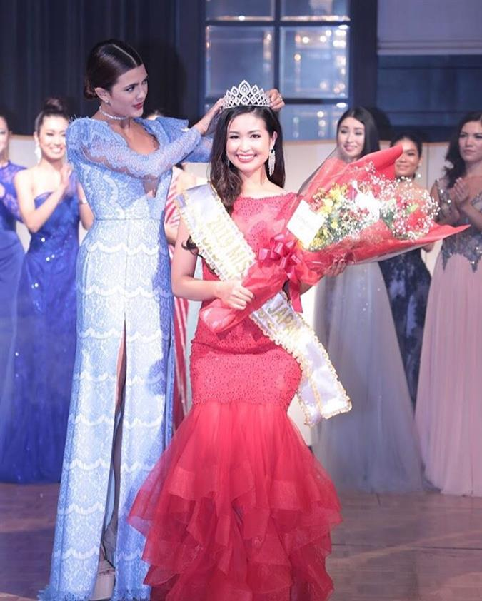 Meet Nanami Tomita Miss Eco Japan 2019 for Miss Eco International 2019