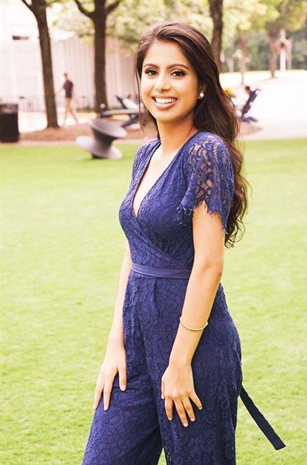 Forbes Under 30 Scholar Surabhi Khanal bags Miss Nepal USA 2019