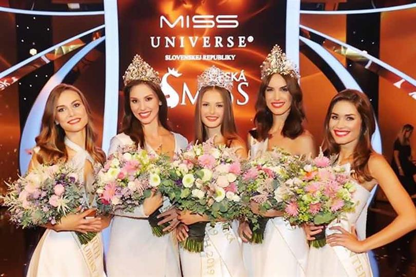 Laura Longauerová crowned Miss Universe Slovakia 2019