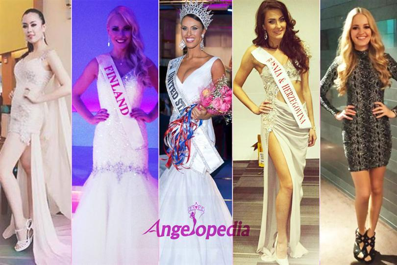 Miss World 2014 Special Award Winners