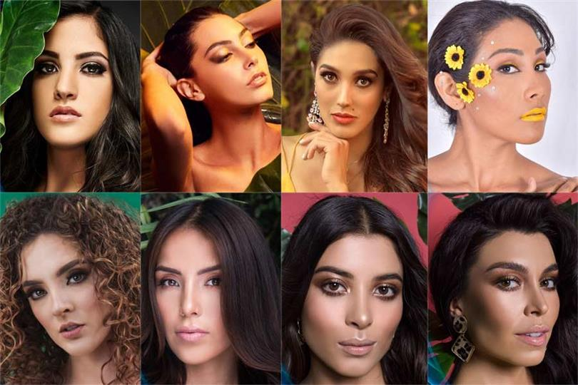 Miss Mexico 2019 Meet the Delegates