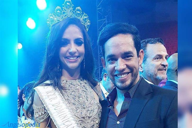 Aldy Bernard crowned Miss Universe Dominican Republic 2018