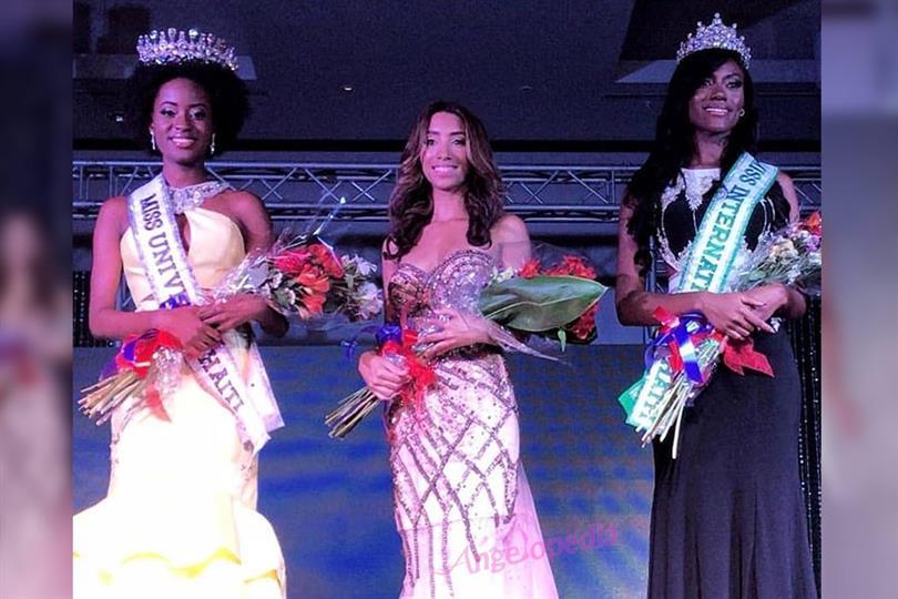 Merlie Fleurizard crowned Miss International Haiti 2018