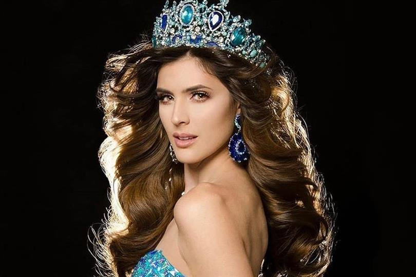 Victoria Gonzalez to represent Spain at Miss Intercontinental 2020