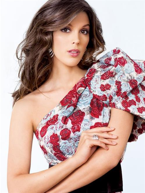 Iris Mittenaere graces the cover of Paris Capitale Magazine
