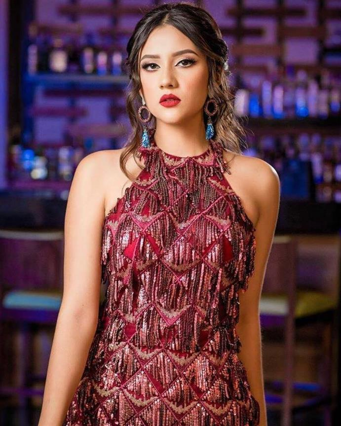 Meet Marcela Castillo Mexicana Universal Sonora 2018 for Mexicana Universal 2019