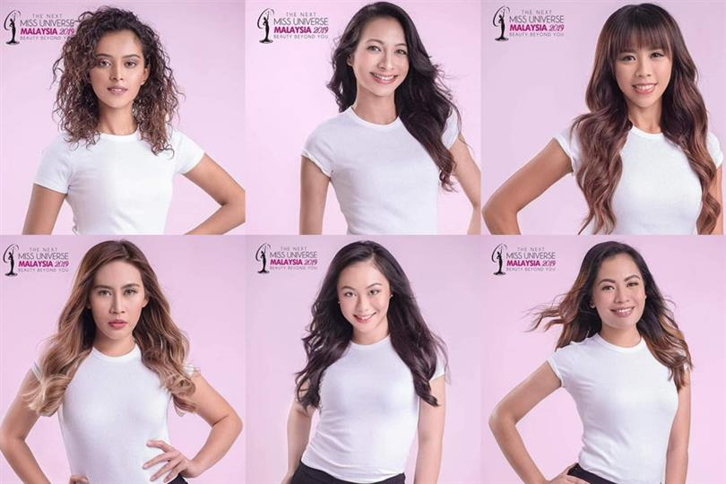 Miss Universe Malaysia 2019 Meet the Contestants