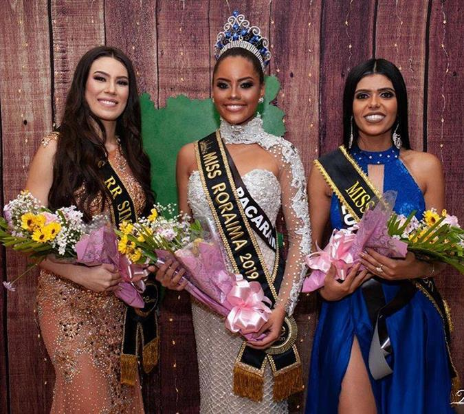 Natali Vitoria crowned Miss Roraima Be Emotion 2019 for Miss Universe Brazil 2019
