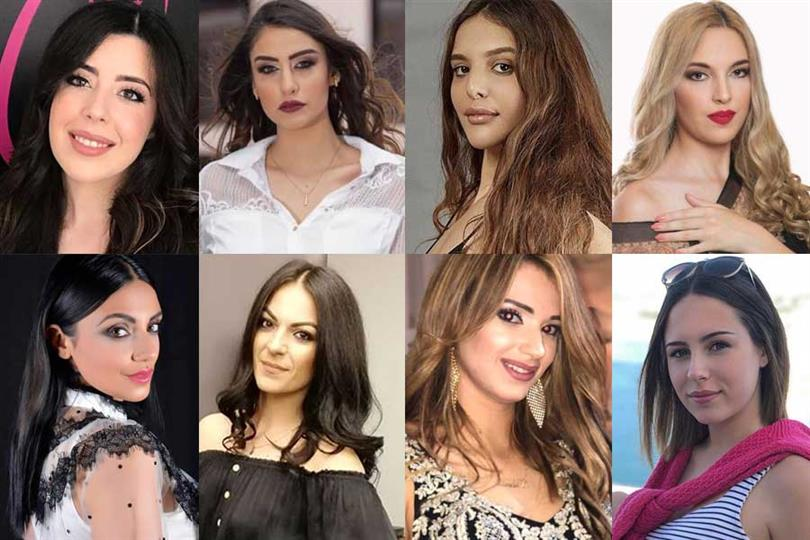 Road to Miss Universe Malta 2019