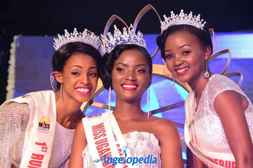 Quiin Abenakyo crowned Miss World Uganda 2018