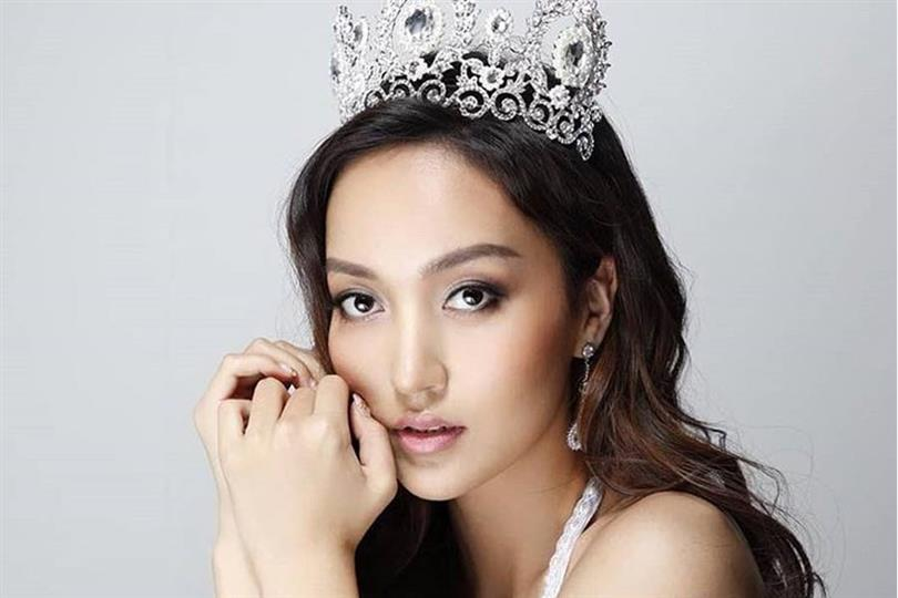 Meet Azzaya Tsogt Ochir Miss Earth Mongolia 2019