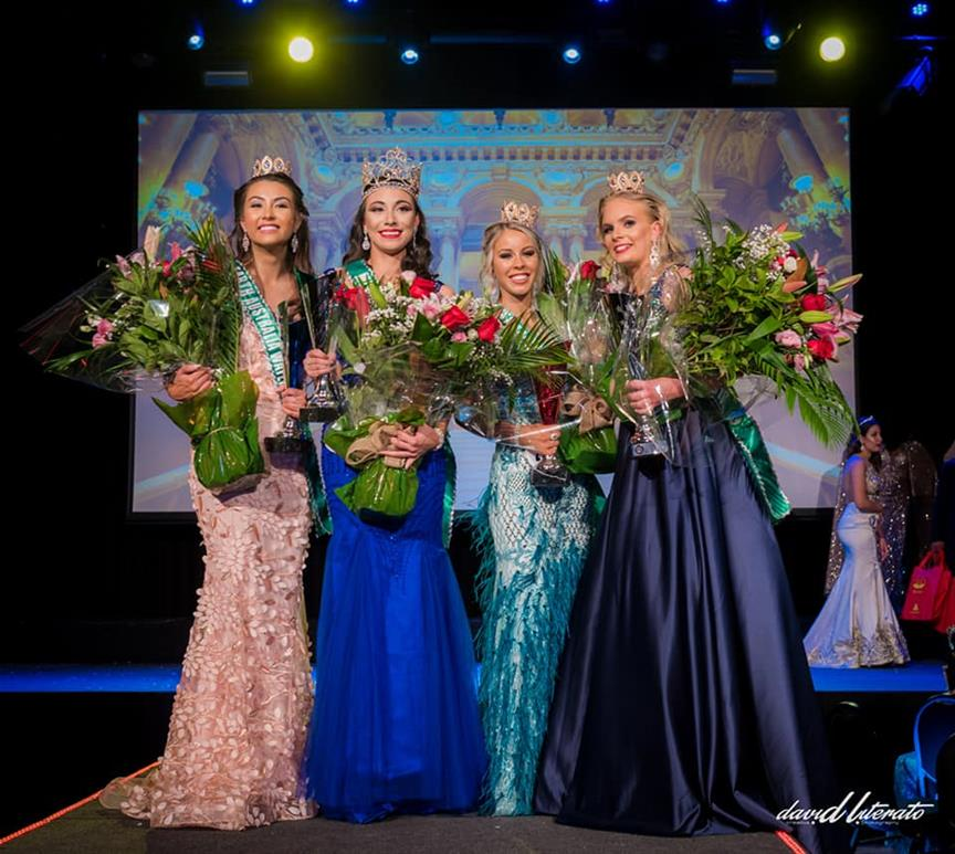 Monique Shippen crowned Miss Earth Australia 2018