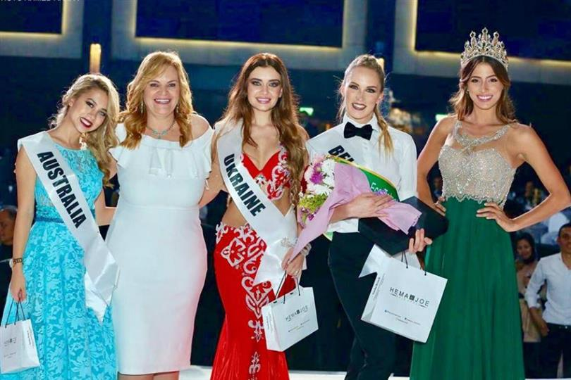Miss Eco International 2017 Talent and Fitness winners announced