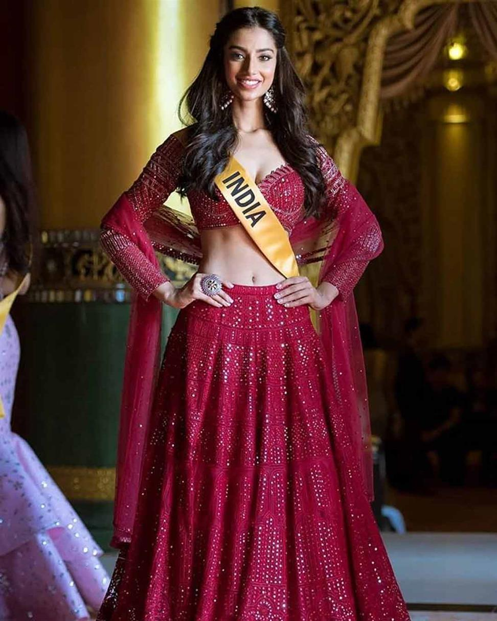 Miss Grand International 2018 First Runner-Up Meenakshi
