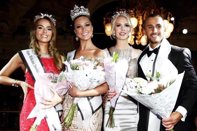Miss International Sweden 2018 Izabel Hahn