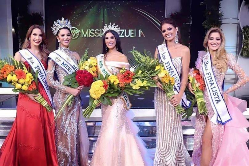 Melissa Jimenez crowned Miss International Venezuela 2019