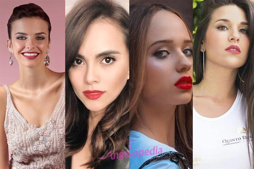 Here is the batch of Miss Mundo Argentina 2018