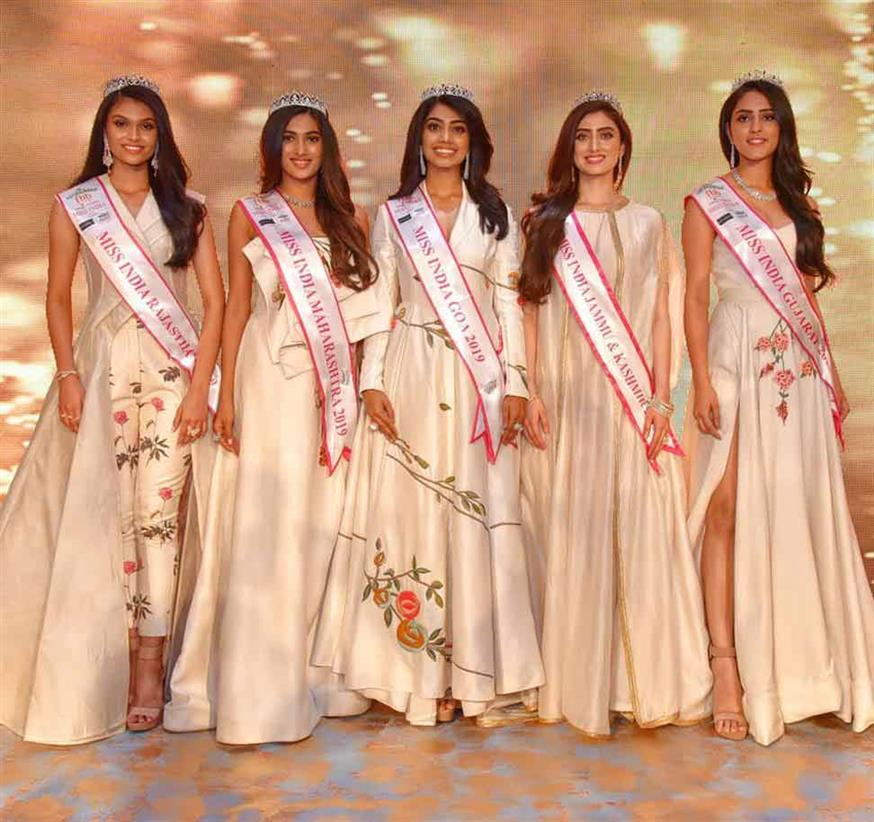 Miss India 2019 Meet the Delegates