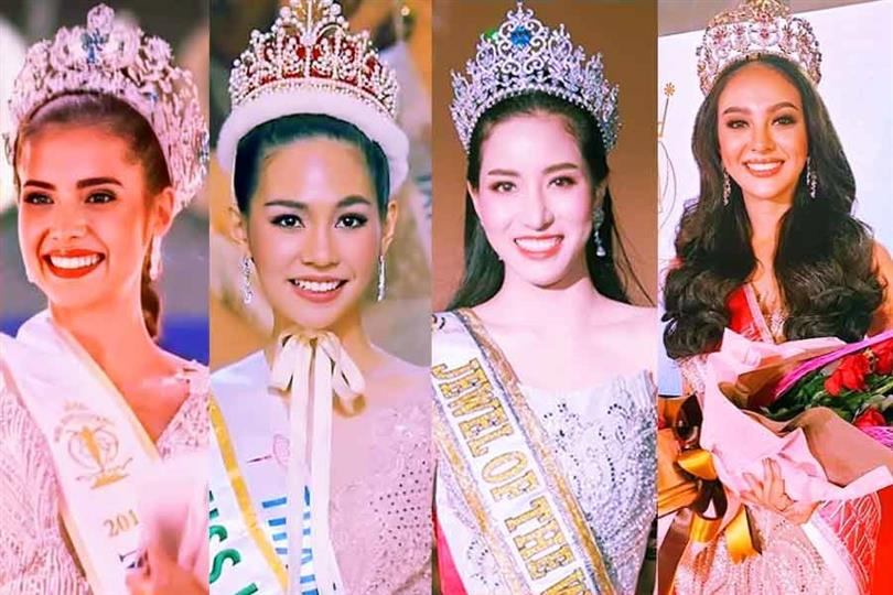 Thailand's Incredible Performance in International Beauty Pageants of 2019