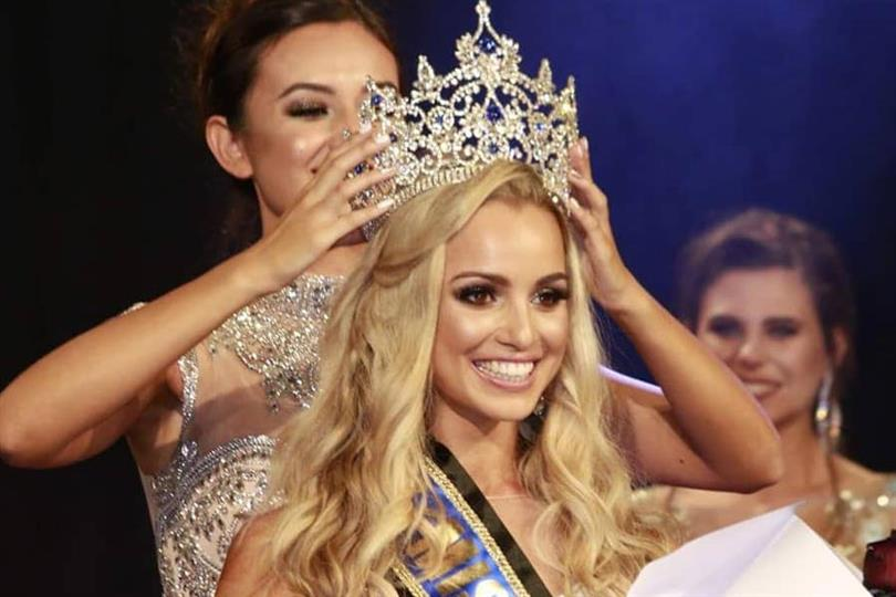 Jess Tyson crowned Miss World New Zealand 2018