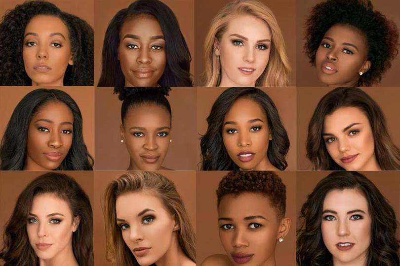 Miss Namibia 2019 Meet the Top 12 Finalists