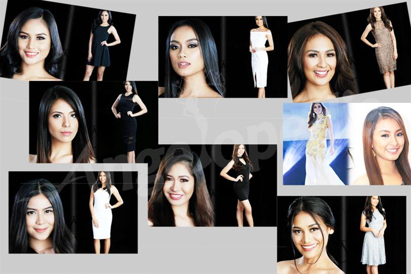 Miss World Philippines 2016 Meet the finalists