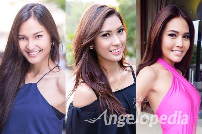Miss International Thailand 2016 Top 5 Hot Picks