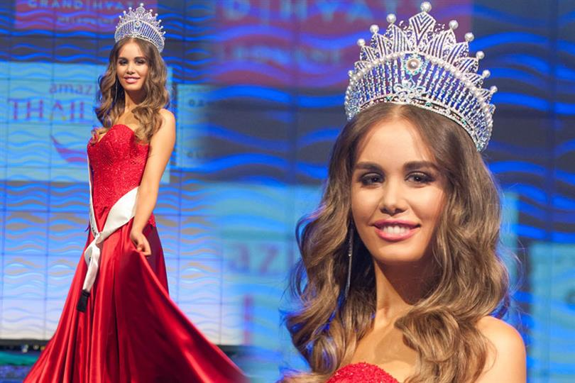 The extraordinary journey of Miss World Australia 2017 Esma Voloder