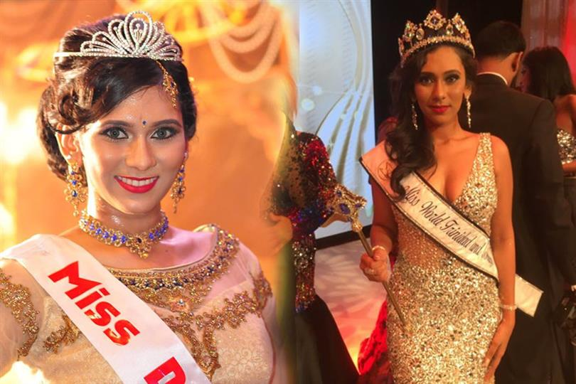Chandini Chanka crowned as Miss World Trinidad and Tobago 2017