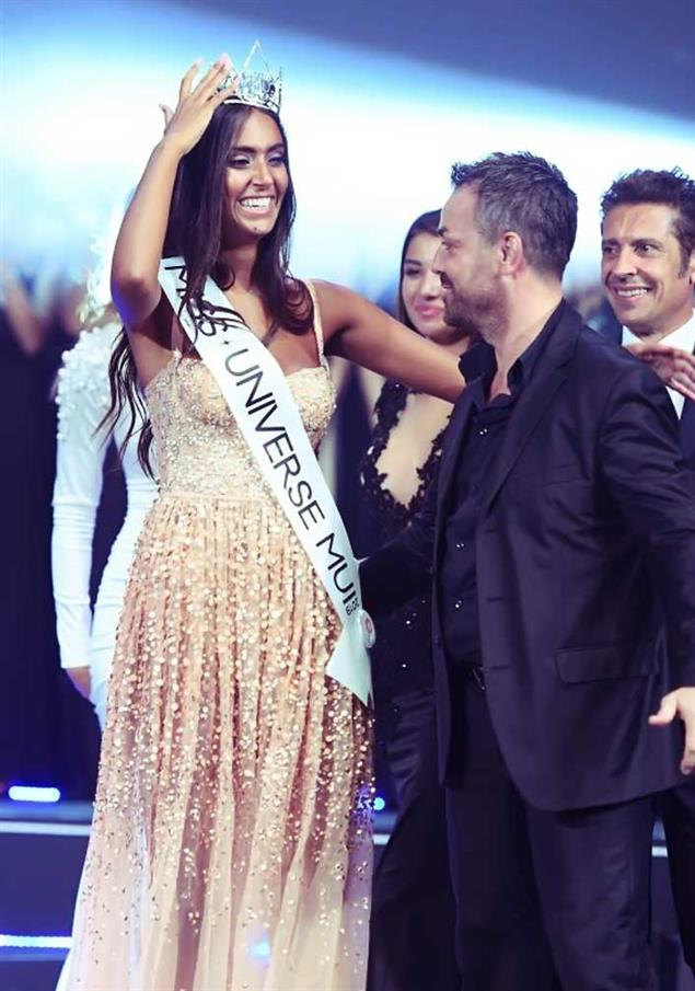 Sofia Marilù Trimarco is Miss Universe Italy 2019