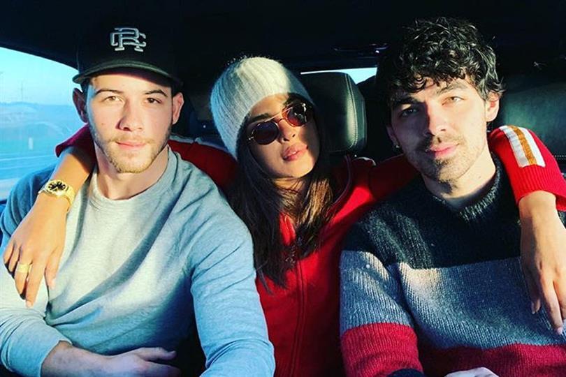 Priyanka Chopra Jonas featured in the new Jonas Brothers song video 'Sucker'