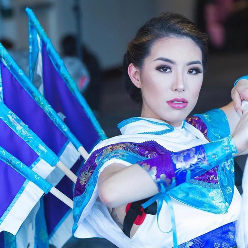 Sophia Ng of Hong Kong crowned Miss Global 2018