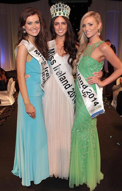Miss Ireland 2014 Winners