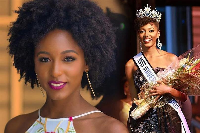 Meghan Theobalds crowned Miss Universe Barbados 2018