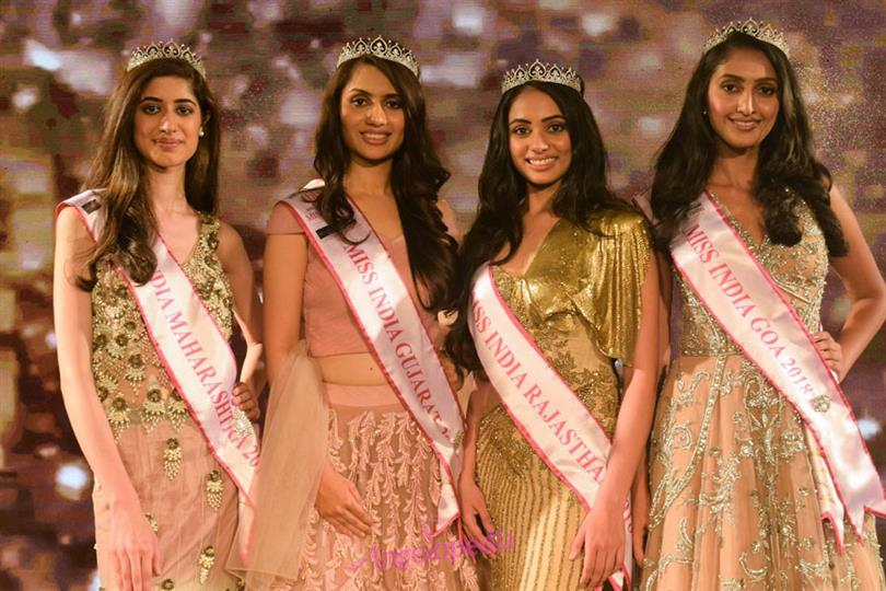 Femina Miss India 2018- Meet the West Zone winners