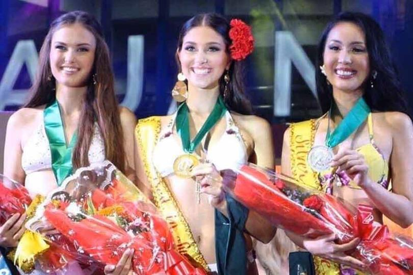 Miss Earth 2019 Swimsuits Competition Winners
