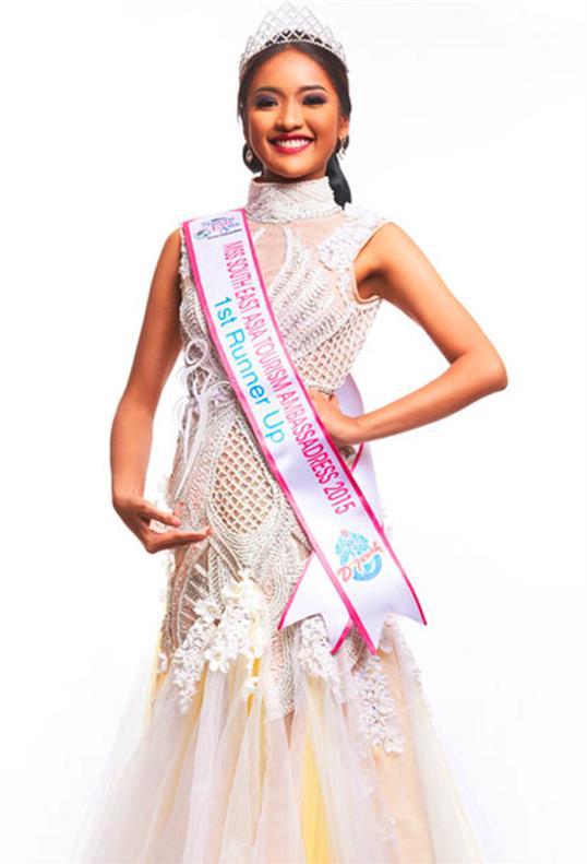 Binibini No. 16 Alexandra Mae Rosales