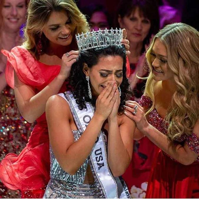 Stephanie Marie crowned Miss Ohio USA 2020 for Miss USA 2020