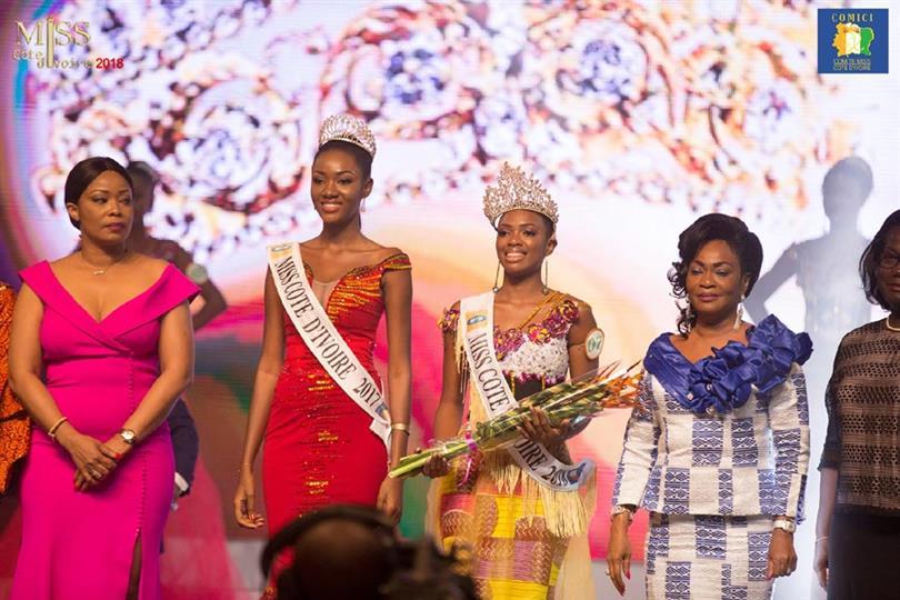 Fatem Suy crowned Miss Côte d'Ivoire 2018