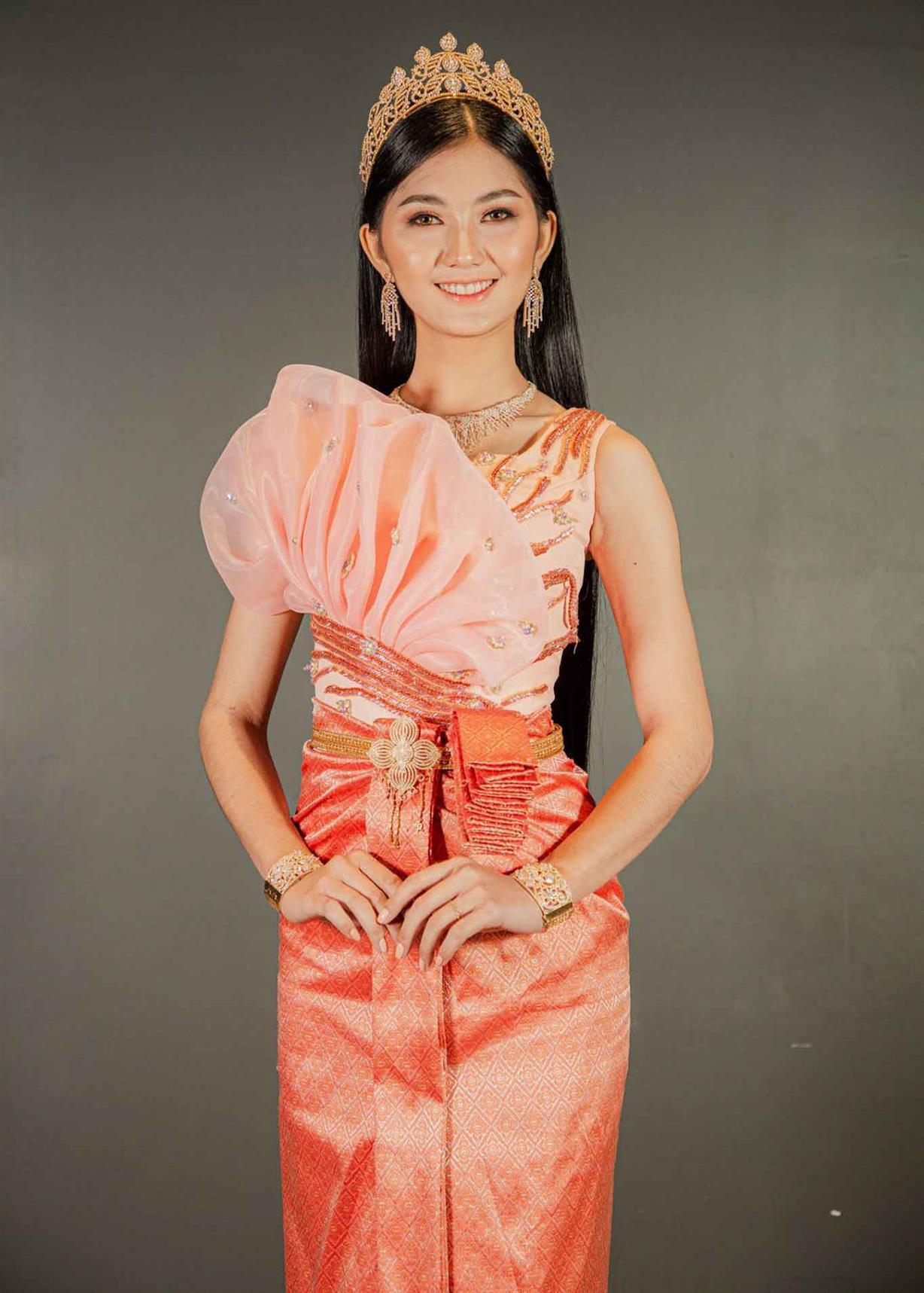 Miss Grand Kep 2020 Hor Chhenghim