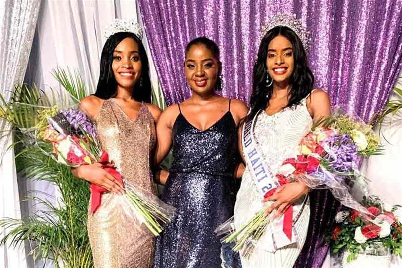 Weslyne Paul crowned Miss Supranational Haiti 2019