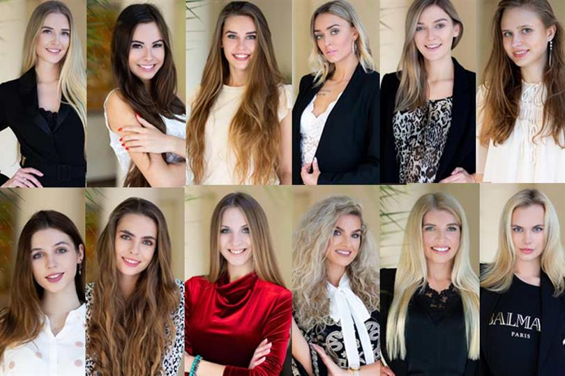 Miss Lithuania 2019 Meet the Contestants