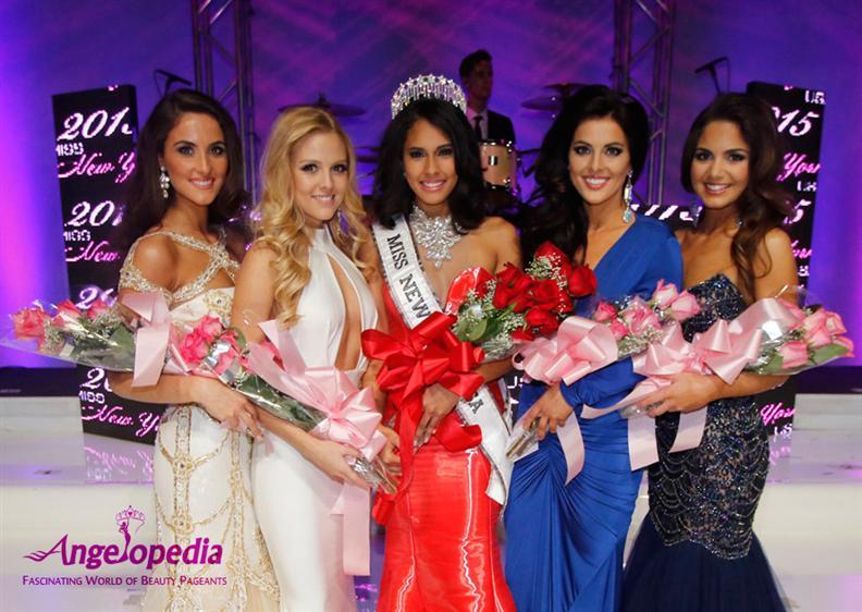 Miss New York USA 2015 Winners