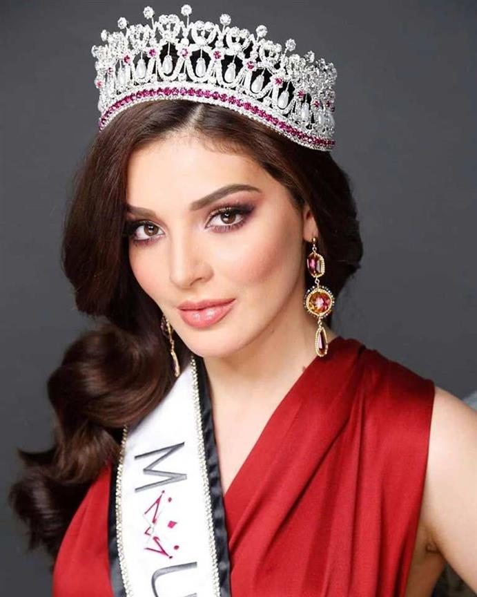 Andrea Toscano appointed Miss International Mexico 2019