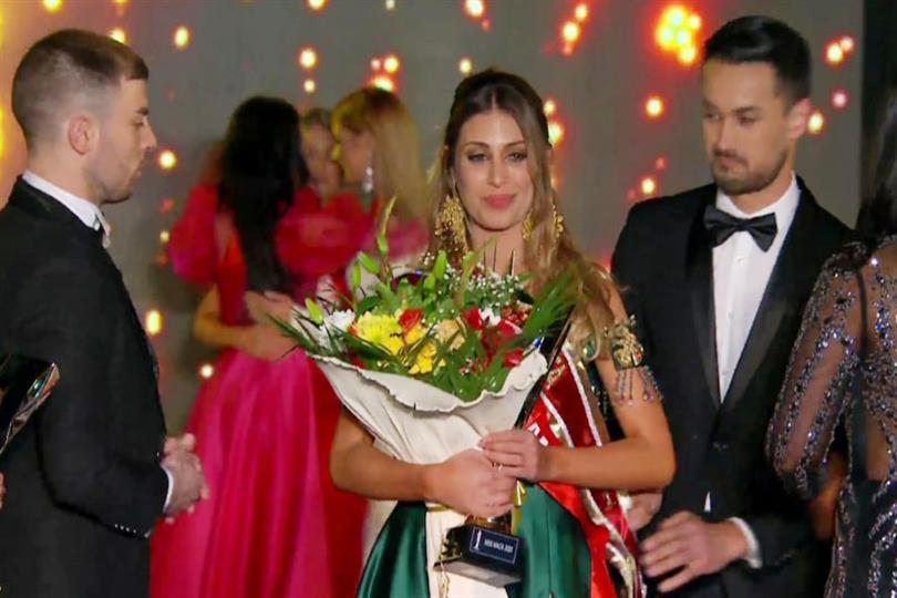 Hannah Giacchino crowned Miss Malta 2020