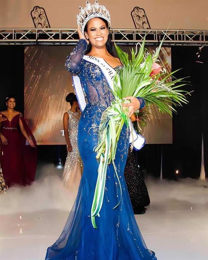 Yia-Loren Gomez crowned Miss Supranational Trinidad & Tobago2019