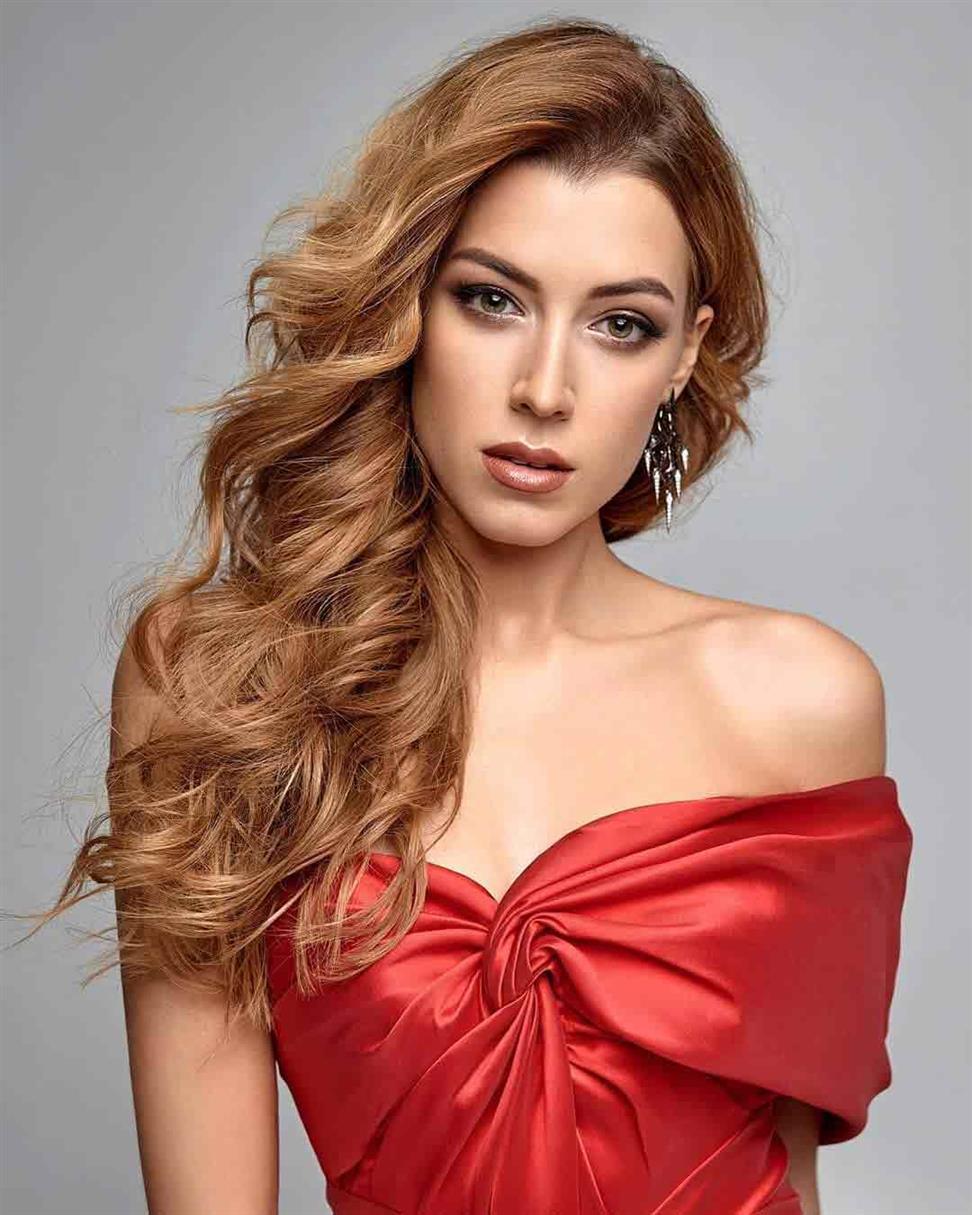Anastasiia Subbota crowned Miss Ukraine Universe 2019